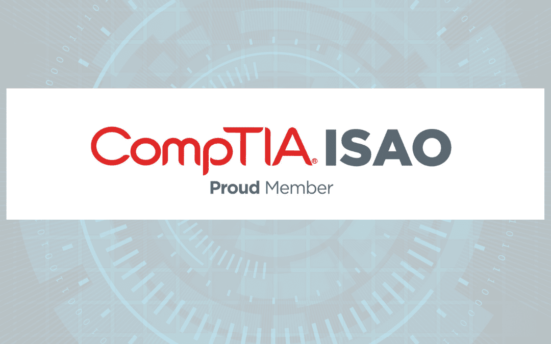 Cybersecurity Solutions: Nutbourne Proud to Become Members of CompTIA ISAO