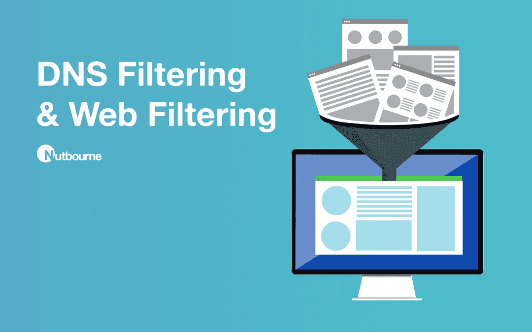 Why companies should use DNS Filtering & Web Filtering